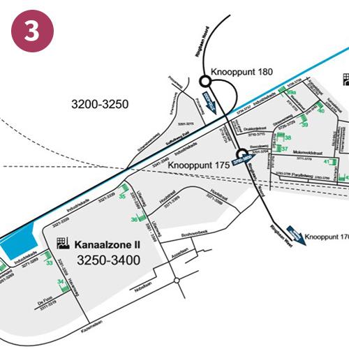 Kanaalzone I en II