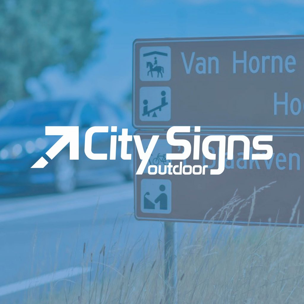City Signs Outdoor